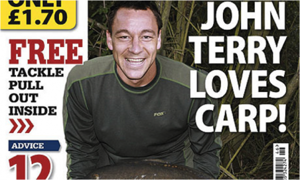 john terry 600x360 Football Crazy, Ladies Skirts Mad?! Football's Alternative Hobbies