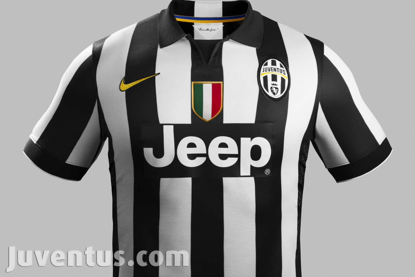 Juventus Home, Away and Third Shirts for 2014/15 Season: Kit Review and [PHOTOS]