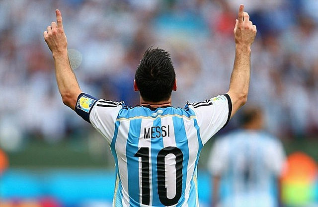 Messi Can Stake His Claim As World's Best With World Cup Victory For Argentina