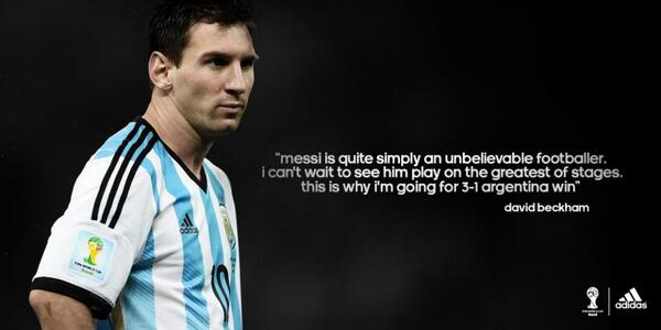 leo messi1 Can Argentina be the Spain of World Cup 2010?