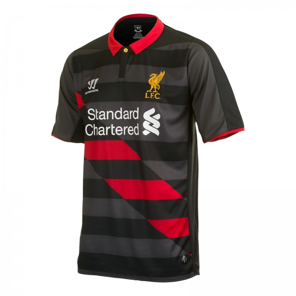 liverpool third shirt front 600x600 Liverpool Release Third Shirt For 2014/15 Season: Official [PHOTOS]