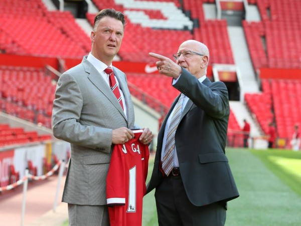 louis van gaal2 600x451 Manchester United Fans Should Temper Their Expectations Prior To Louis Van Gaal's First Season