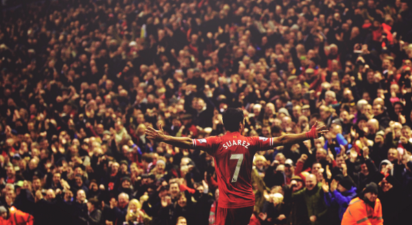 luis suarez How Will Luis Suarez Be Remembered By Liverpool Supporters?