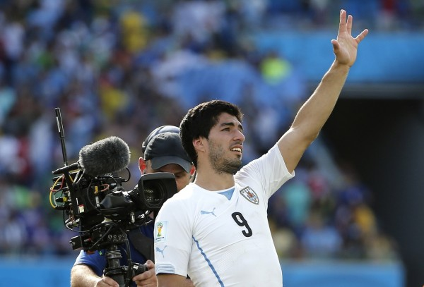 luis suarez3 600x407 Luis Suarez Could Have His FIFA Ban Lifted By The Court of Arbitration for Sport