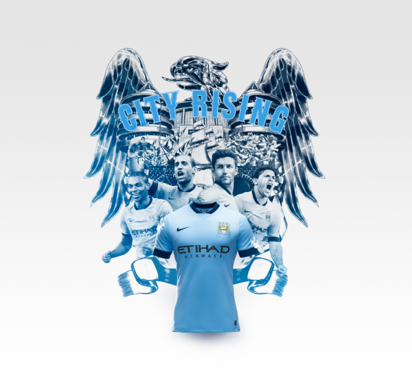 manchester city home shirt promo 600x544 All You Need to Know About the International Champions Cup