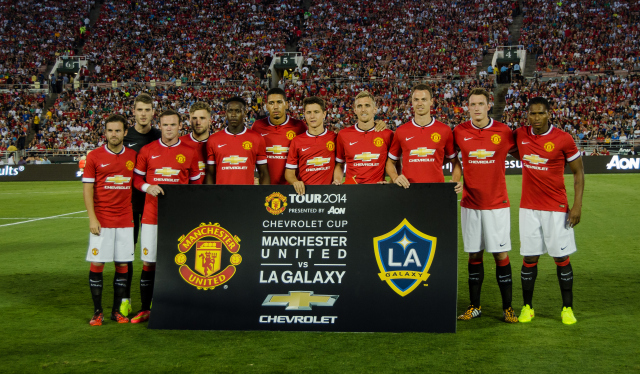 manchester united team Manchester United Plans to Return to US For 2015 Summer Tour