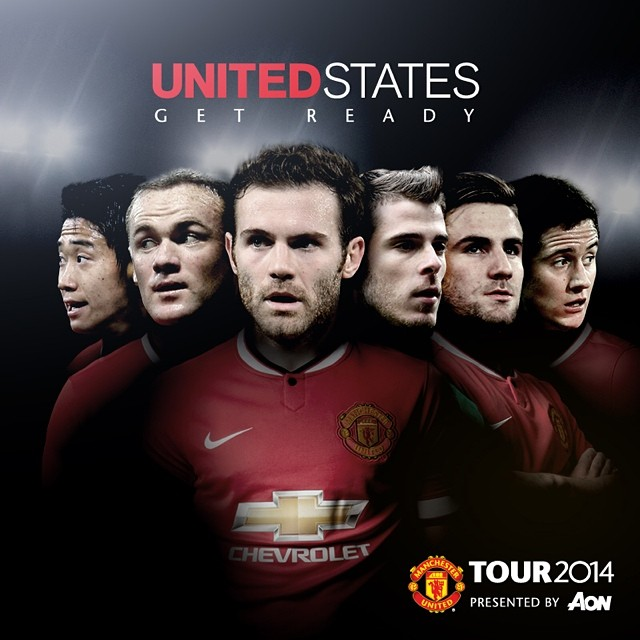 Manchester United Announce Preliminary Squad For US Preseason Tour