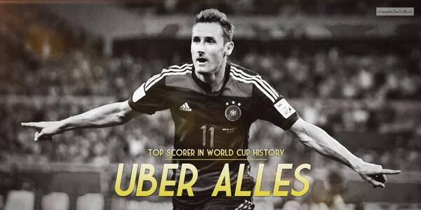 miroslav klose Brazil Finally Found Out at World Cup By Unstoppable Germany