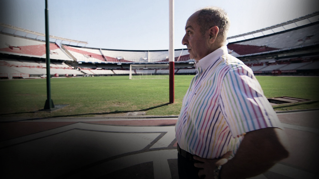 Interview With Ossie Ardiles About 30 For 30 Film that Debuts Tonight, 'White, Blue and White'