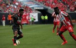 raheem sterling lfc 150x94 Liverpool vs Olympiacos, International Champions Cup Game in Chicago [PHOTOS]