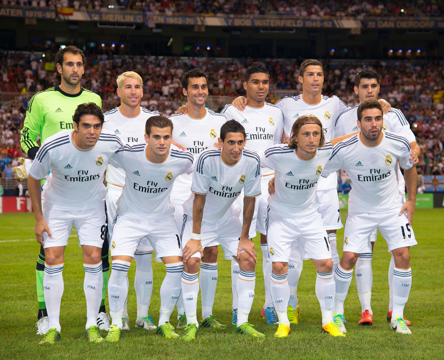 Real Madrid Announce 20-Man Squad For USA Summer Tour ...