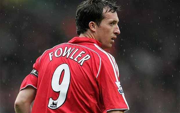 robbie fowler Robbie Fowler Discusses Management, Liverpool and Being Referred to as God