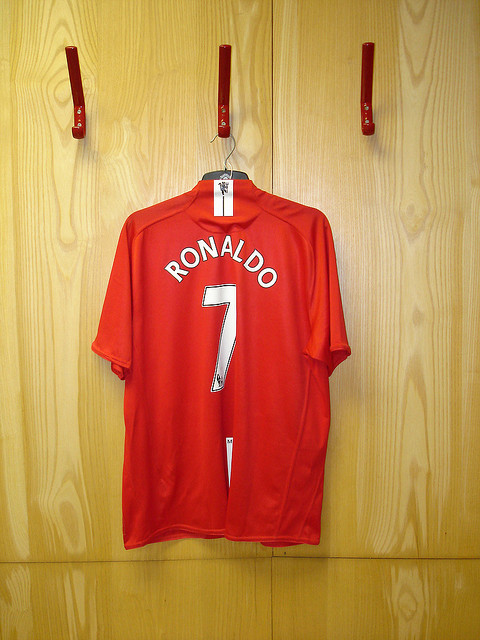 ronaldo Number 7: The Evolution Of Soccers Mythical and Lucky Shirt Number