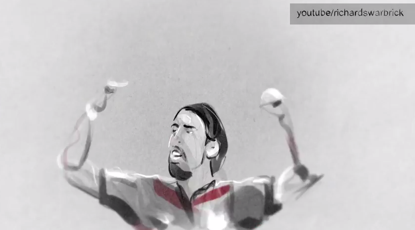 WATCH Germany 7-1 Brazil World Cup Animation [VIDEO]