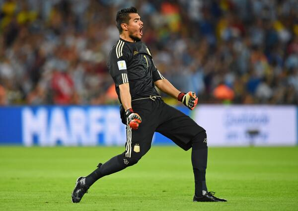 sergio romero Why Goalkeeper Sergio Romero is a Big Part of Argentinas Success