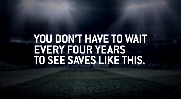 tim howard1 600x328 NBC Reminds Soccer Fans Where They Can Watch Tim Howard Every Week [VIDEO]