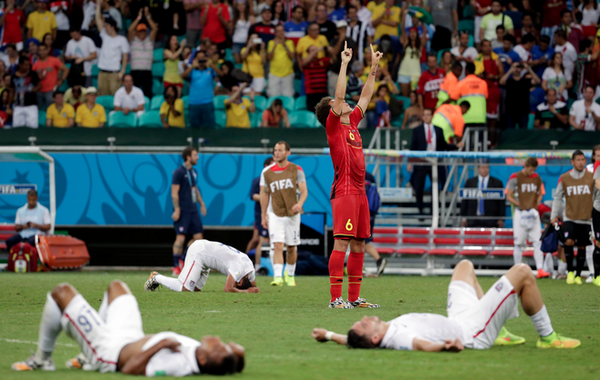 Failure of USA to Beat Belgium Reflects Negatively On MLS ...