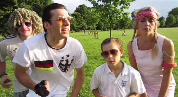 we are the germans 600x327 WATCH We Are The Germans Music Video; Fantastiche Unofficial World Cup Song [VIDEO]