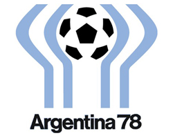 world cup 1978 Official World Cup Logos From 1930 to 2014 [PHOTOS]