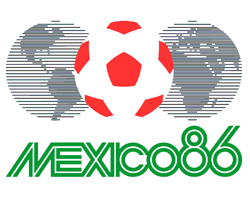 world cup 1986 Official World Cup Logos From 1930 to 2014 [PHOTOS]