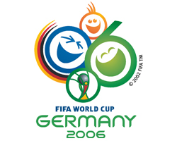 world cup 2006 Official World Cup Logos From 1930 to 2014 [PHOTOS]