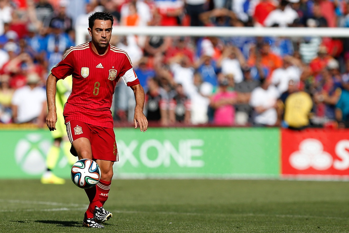 Xavi Close to Finalizing 3-Year Deal to Join New York City FC