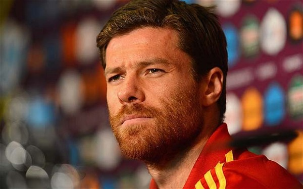 Alonso 600x375 Xabi Alonso Announces Retirement From International Competition