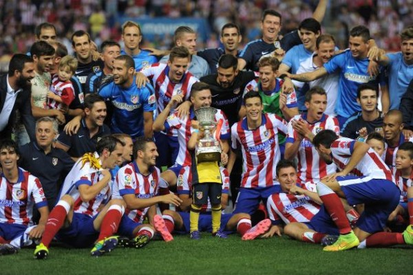 Atletico 600x400 Atletico Madrid Face Possible Sanctions For Exceeding First Team Expenditures
