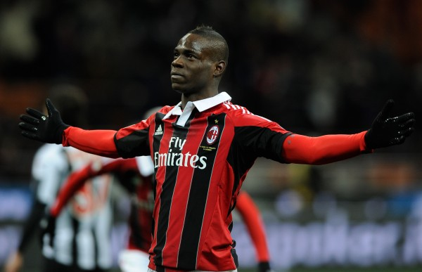 Mario Balotelli: The Man, The Myth, The Legend