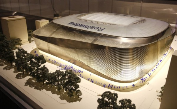 Real Madrid Stadium Plans Halted By Supreme Court Ruling