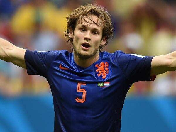 Blind2 Daley Blind Will Only Be Sold For Absolute Top Price, Says Ajax Official
