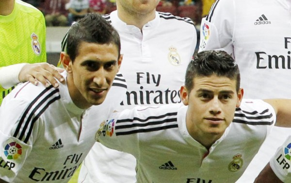 Angel Di Maria Left Out Of Real Madrid Squad; Man United Makes £56m Bid, Says Report