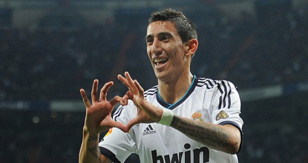 DiMariaReal 600x318 Manchester United Agree Record Breaking £63.9 Million Fee For Angel Di Maria, Says Report