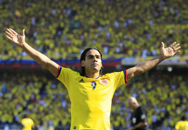 Manchester United Sign Radamel Falcao On Season-Long Loan