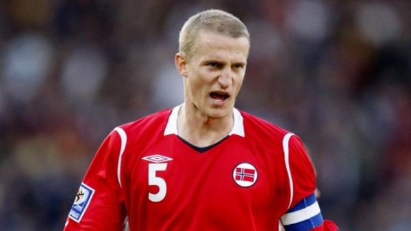 Crystal Palace Announce The Signing Of Defender Brede Hangeland