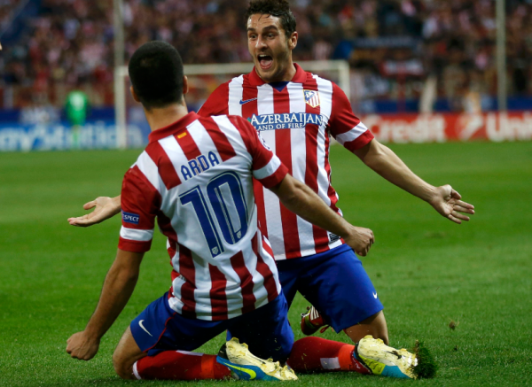 Koke 600x437 Koke Admits: It Was Difficult To Say No To Barcelona