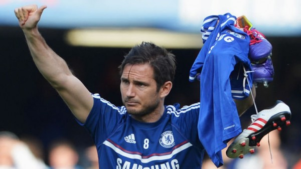Frank Lampard To Sign For Manchester City On Six-Month Loan, Say Reports