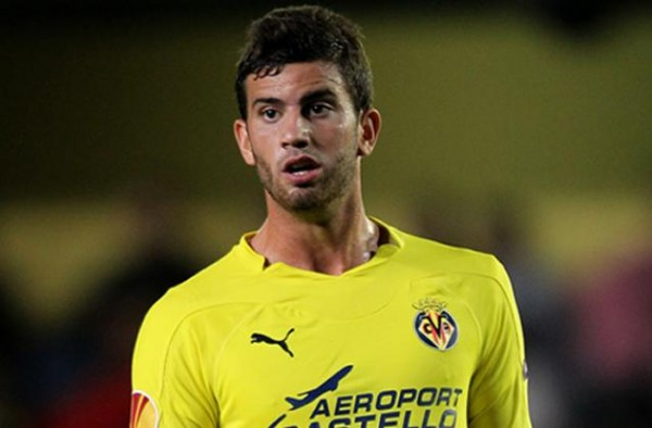 Mateo 600x394 Tottenham Close to Signing Villarreal Defender Mateo Musacchio For £17million