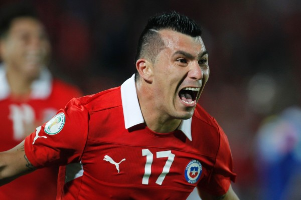 Medel 600x399 Chilean International Gary Medel On His Way To Inter Milan, Says Report