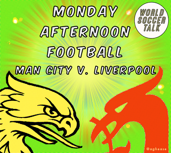 Manchester City vs Liverpool: Starting Lineups, TV Times ...