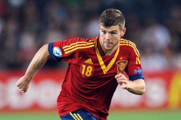 Moreno 600x399 Liverpool Agrees to £12million Fee For Sevillas Alberto Moreno