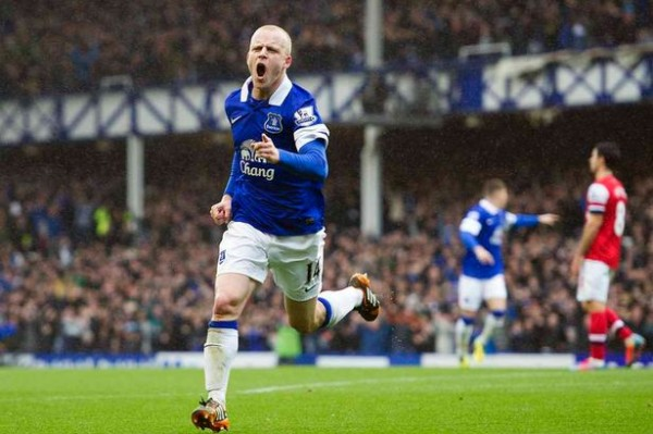 Naismith 600x399 Steven Naismith Buys Everton Tickets For Unemployed Supporters