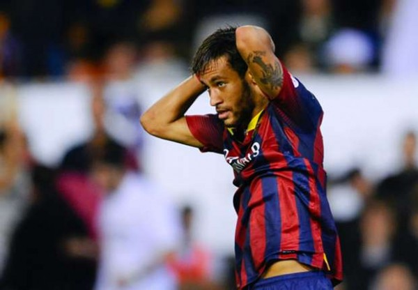 Neymar1 600x416 Barcelona President Believes Clubs Image Has Suffered Over The Past Twelve Months
