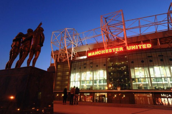 The Changing Face Of Premiership Grounds: #1 Old Trafford