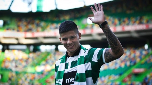 ROJO1 600x337 Sporting Lisbon Claim Officials Representing Manchester United Attempted Negotiations