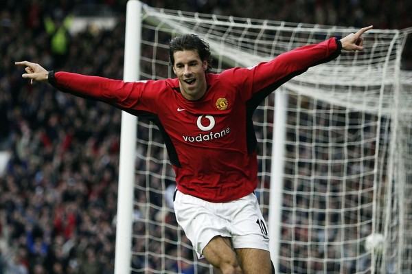RVN 600x399 Former Manchester United Striker Ruud Van Nistelrooy Named Dutch Assistant Coach