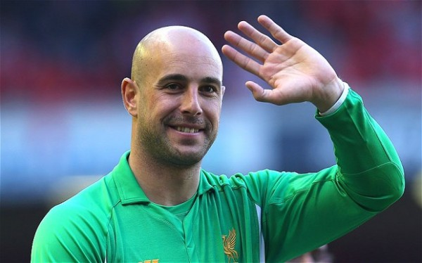 Reina 600x374 Liverpool And Bayern Munich Agree On Fee For Goalkeeper Pepe Reina