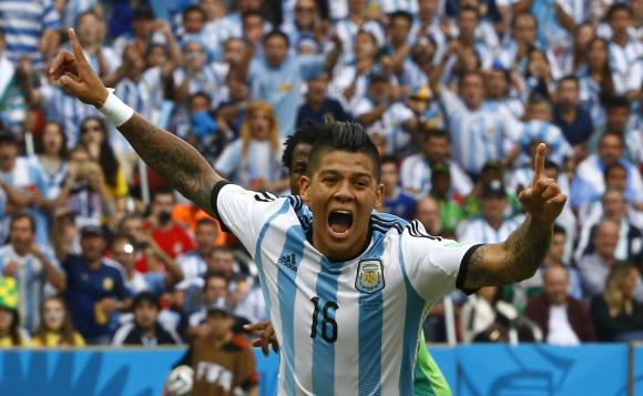 Rojo2 Marcos Rojo Finalizing Move To Man United; Nani Goes The Opposite Way, Say Reports