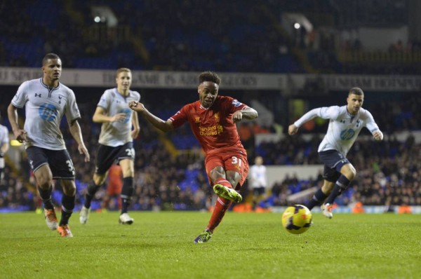 Sterling Spurs 600x398 Top 5 Must See Soccer Games On TV This Weekend