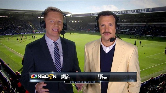 arlo white ted lasso Commentators for Premier League Matches On NBC Sports, Gameweek 1